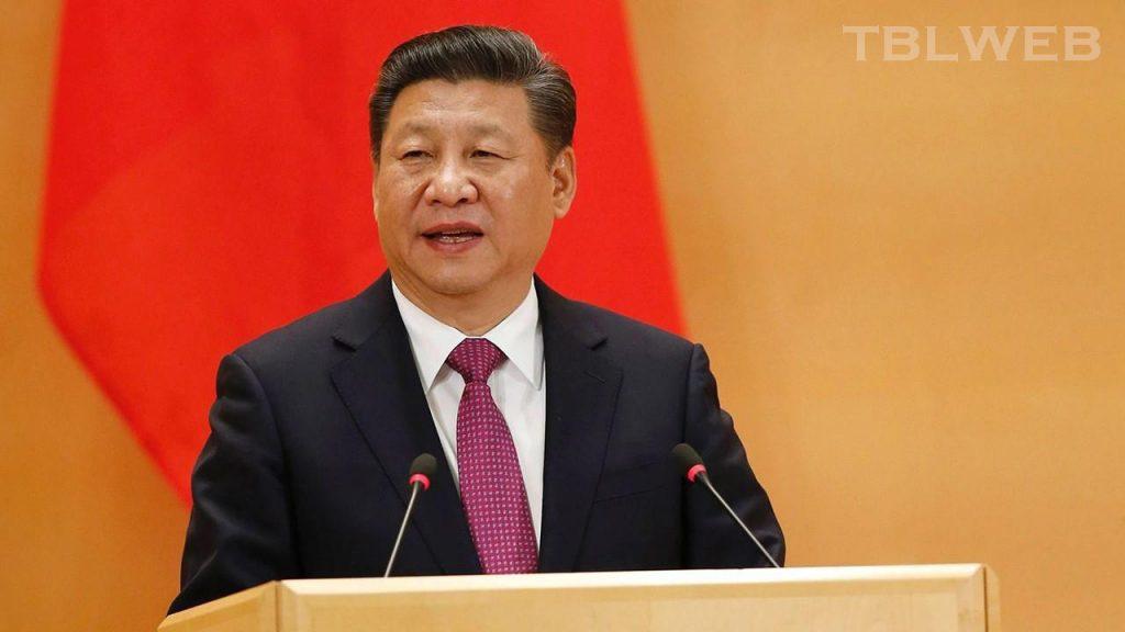 ประธานาธิบดีจีน